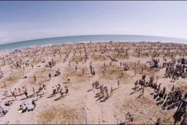 """""""Inadaptabilii"""" de la Stiinta Explorari, prezenti la """"Mizuno Beach Volley Marathon"""""""