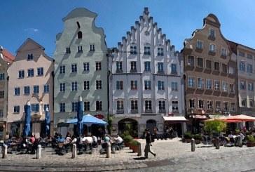 Sistemul de gestionare a apei din orasul german Augsbourg, inclus pe lista Patrimoniului Mondial UNESCO