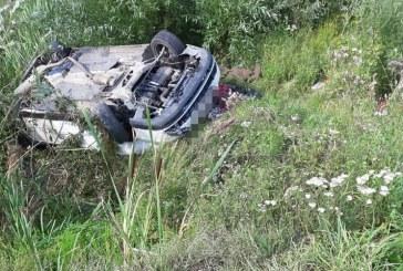 Accident rutier cu doua victime in Rogoz (FOTO)
