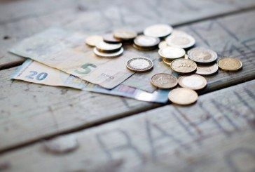 Castigul salarial mediu nominal net a urcat cu 5% in decembrie 2019, la 3.340 lei