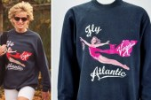 O bluza purtata de printesa Diana la sala de sport, vanduta la licitatie cu peste 50.000 de dolari