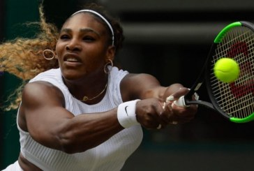 Tenis: Turneul de la Wimbledon-Andy Murray si Serena Williams, calificati in optimile de finala la dublu mixt
