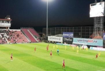 CFR Cluj – Maccabi Tel Aviv 1-0, in turul al doilea preliminar al Ligii Campionilor