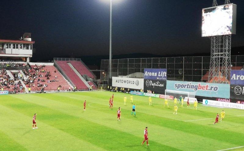 CFR Cluj - Maccabi Tel Aviv 1-0, in turul al doilea preliminar al Ligii Campionilor