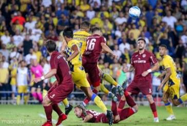 Fotbal: CFR Cluj, calificata in turul al treilea preliminar al Ligii Campionilor, dupa 2-2 cu Maccabi