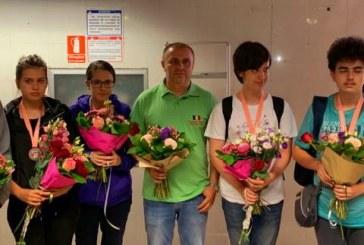 "Doi elevi de la Colegiul National ""Gheorghe Sincai"" Baia Mare au obtinut medalii la Olimpiada Internationala Pluridisciplinara"