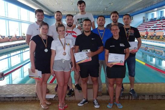 Sase medalii pentru politistii maramureseni la Campionatul de Inot al MAI
