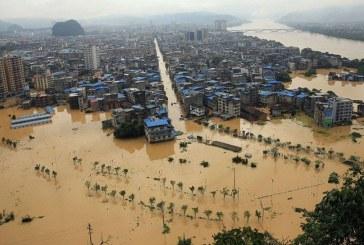 Ploi torentiale in Bangladesh – Peste 4 patru milioane de persoane risca sa nu isi mai poata procura hrana