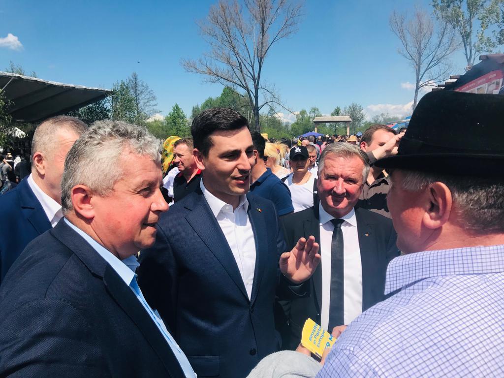 Ionel Bogdan ii felicita pe liberalii care au fost alesi in conducerea unor comisii importante la nivelul legislativului european