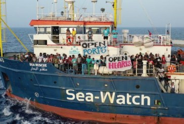 Femeia capitan al navei Sea-Watch 3, declarata libera de justitia italiana