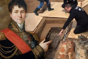 Arheologi din Rusia si Franta afirma ca au gasit scheletul unuia dintre generalii lui Napoleon