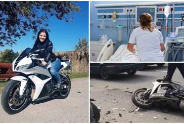 """Mesaj cutremurator pentru o doctorita din Baia Mare, de la sotul unei motocicliste, victima intr-un accident: """"Merg azi acasa, la copii"""""""