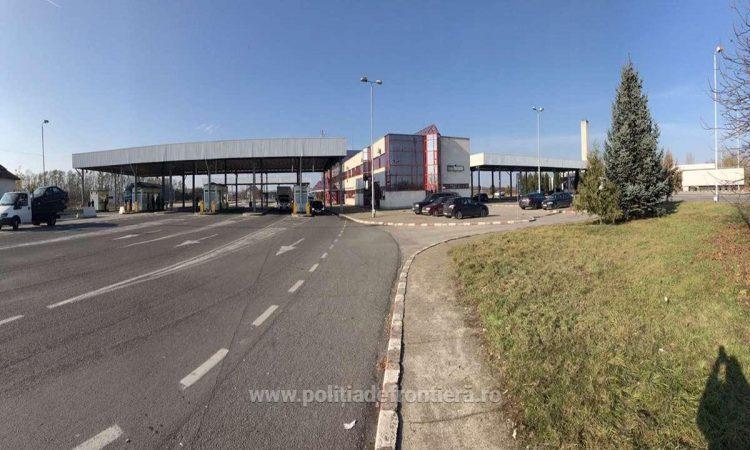 ITPF Sighetu Marmatiei: Condamnati la inchisoare, opriti la frontiera
