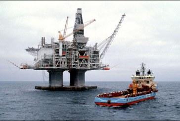 Deversari de petrol in Atlanticul de Nord de pe o platforma petroliera
