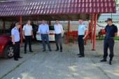 Investitie de 6 miliarde lei la punctul de lucru al pompierilor militari de la Somcuta Mare