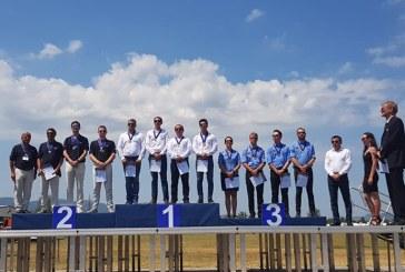 Romania a luat aurul la Campionatul Mondial de Acrobatie cu planorul, la Deva (FOTO)