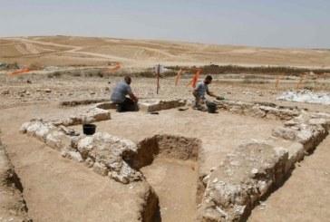 Ruinele unei moschei cu o vechime de 1200 de ani, descoperite in sudul Israelului