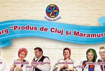 """Targul """"Produs de Cluj si Maramures"""", in parcarea complexului comercial Baia Mare Value Centre"""