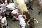 Pamplona: Cinci persoane au ajuns la spital in cea de-a saptea zi a curselor cu tauri