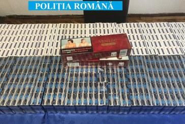Dosar penal pentru contrabanda la Suciu de Sus. 750 pachete cu tigari confiscate de politisti