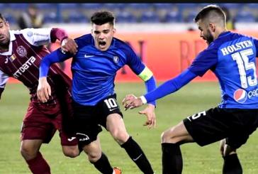 Fotbal: FC Viitorul a castigat in premiera Supercupa Romaniei, dupa 1-0 cu CFR Cluj