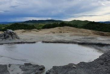 Fotografia zilei: Rezervatia Vulcanii Noroiosi, o idee perfecta de drumetie pentru maramureseni