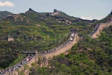 360.000 de utilizatori de internet au donat pentru Marele Zid Chinezesc