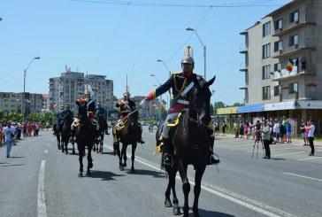 100 de ani de la infiintarea Jandarmeriei Ardelene, marcati in Baia Mare (FOTO)