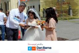 Semneaza, pana in 15 septembrie, pentru sustinerea lui Dan Barna la Presedintia Romaniei!