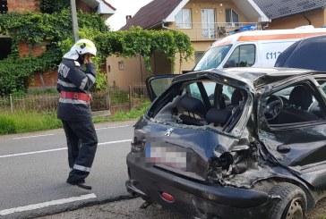 UPDATE – Inca o tragedie pe drumurile din Maramures: O persoana a murit in urma unui accident rutier (FOTO)