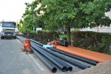 Apa potabila va fi intrerupta, miercuri, pe B-dul Bucuresti si in localitatea Tautii Magheraus. Vital efectueaza lucrari de deviere a conductei de transport – DN 400 mm