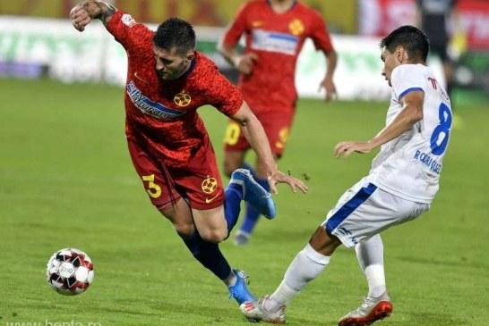 Fotbal: FCSB, calificata in turul al treilea preliminar al Europa League, desi a pierdut cu Alaskert FC (2-3)