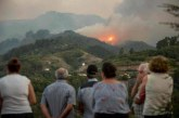 Spania: Incendiul din Gran Canaria scade in intensitate. Locuitorii se intorc la casele lor