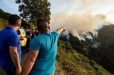 Peste 2.000 de persoane evacuate in insula Gran Canaria din cauza unui incendiu de padure