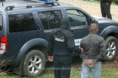 """Iesean condamnat la 10 ani de inchisoare cu executare. Barbatul a fost """"saltat"""" de politistii de la ITPF Sighetu Marmatiei"""