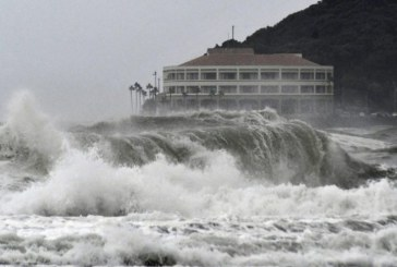 Japonia se pregateste de venirea taifunului Krosa