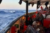 O noua evacuare de migranti de pe Open Arms