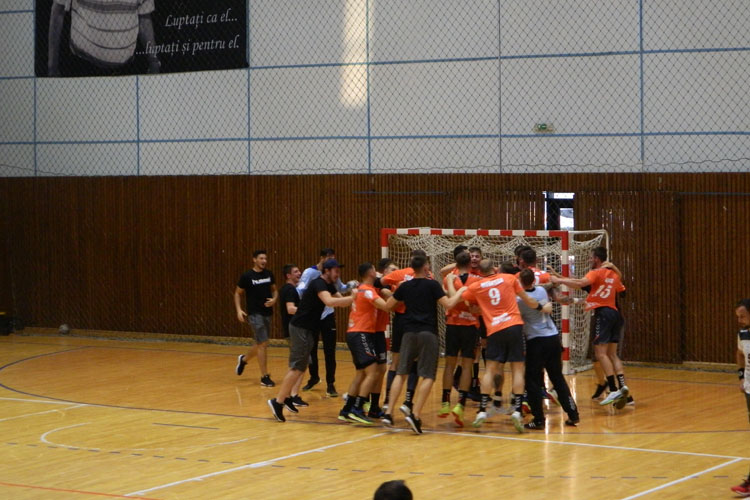 Handbal masculin: Victorie pentru Minaur in prima etapa a campionatului. Handbalistii baimareni au invins vicecampioana (FOTO)