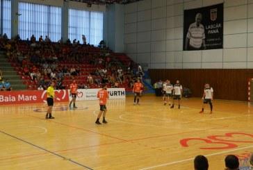 Handbal masculin: Minaur vrea victoria cu Bacau pentru a ramane pe podium