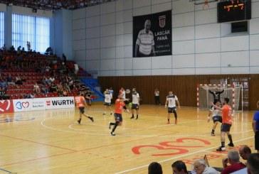 Handbal masculin – Liga Zimbrilor: Minaur vine cu un punct din deplasarea de la Timisoara