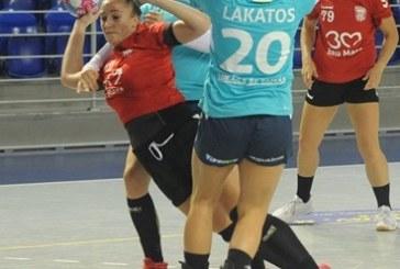 Handbal feminin: CS Minaur invinge MKS Lubin si joaca maine cu trofeul pe masa