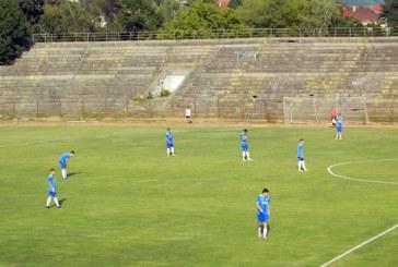 Fotbal – Liga a III-a: Comuna Recea, infrangere cu Gloria Bistrita