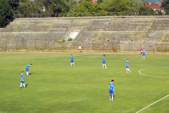 Fotbal – Liga a III-a: Comuna Recea, remiza alba la Zalau