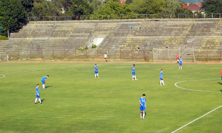Fotbal: Comuna Recea, eliminata din Cupa Romaniei de Sanatatea Cluj