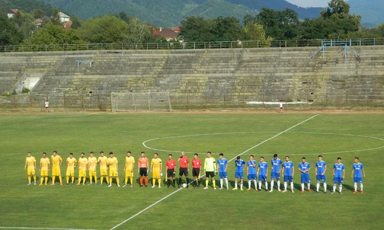 Fotbal - Liga a III-a: Meci egal in derby-ul dintre Minaur si Recea