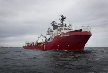 Nava Ocean Viking va debarca in Malta 356 migranti, ce vor fi preluati de 6 state UE, inclusive Romania