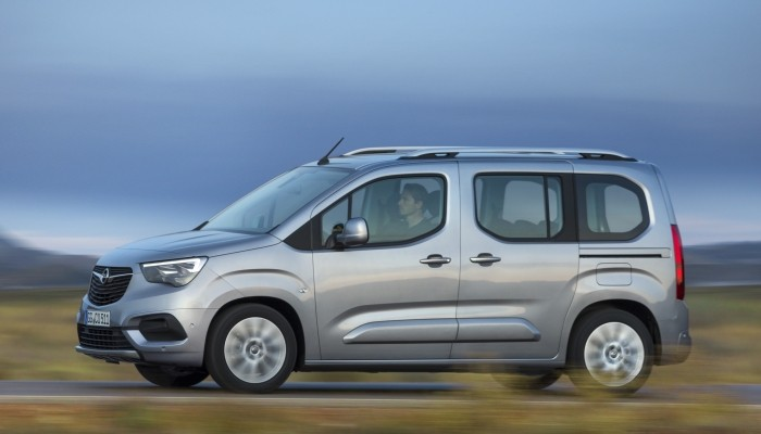 Opel aduce inovatie pe modelul de familie Combo Life