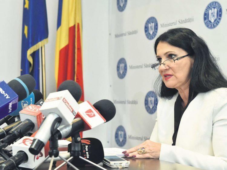 Ministrul Sorina Pintea, ii invita pe romani sa doneze celule stem hematopoietice