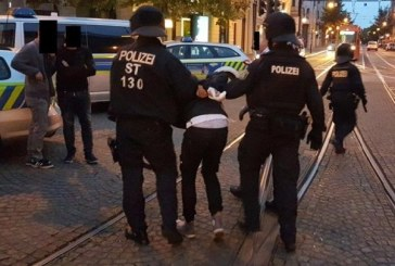Germania: Doua persoane au fost ranite si alte 25 au fost arestate in urma unui incident armat intr-un bar