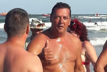 Aflati in concediu, doi pompieri maramureseni au participat la o operatiune de cautare a unor tineri disparuti in Marea Neagra